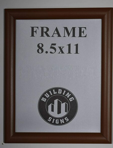 brown Snap Poster Frame/Picture Frame/Notice Frame