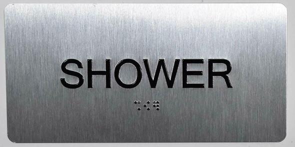 Sign Shower