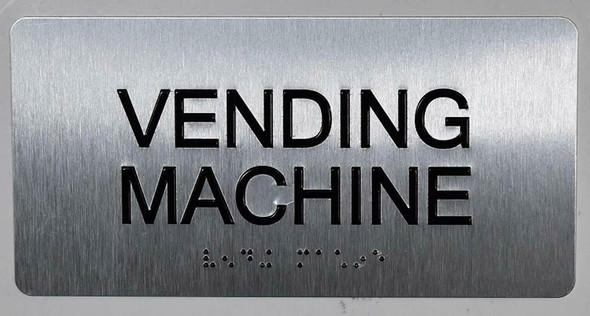 Sign Vending Machine