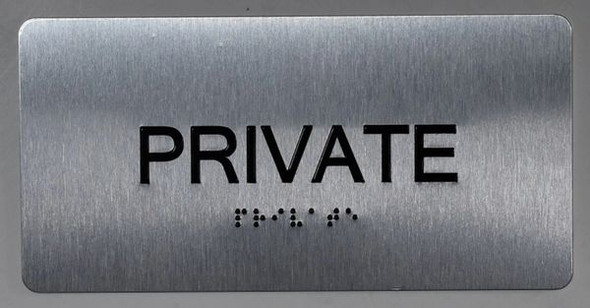 BUILDING MANAGEMENT SIGN-Private