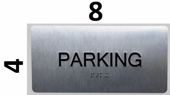 FLOOR SIGNS- Parking