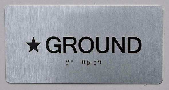 *Ground SIGN