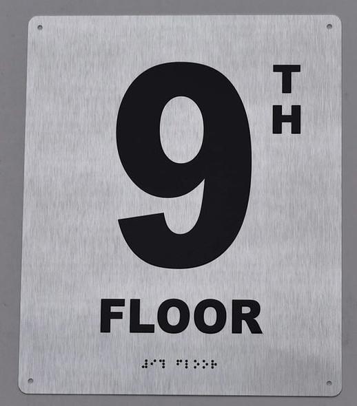 Compliance Sign-9TH Floor