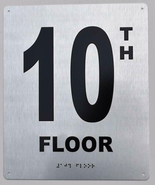 Compliance Sign-10TH Floor