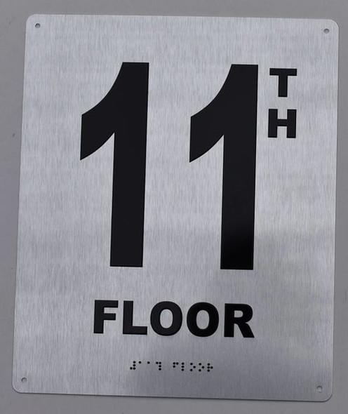 Compliance Sign- 11TH Floor