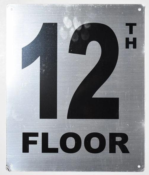 Compliance Sign-12TH Floor