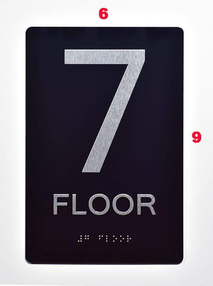 Sign 7 FLOOR