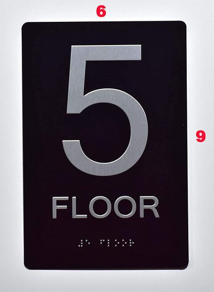Compliance Sign-5 FLOOR
