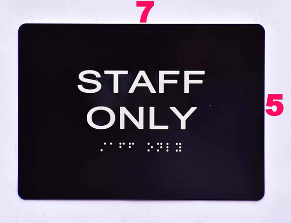 Compliance Sign- Staff ONLY