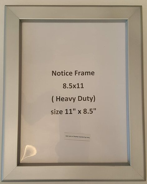 Notice Frame