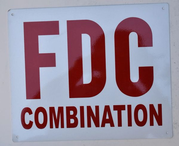 Sign  FDC Combination