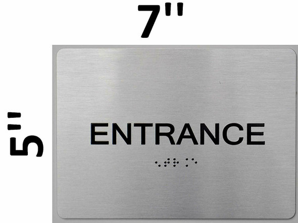 Compliance Sign-Entrance