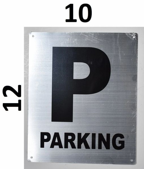 Fire Safety Sign- Parking