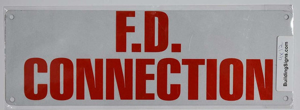 FD Connection Sign