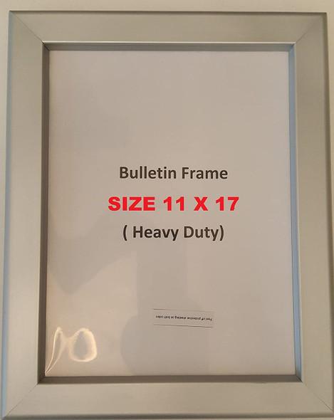 HALLWAY/LOBBY NOTICE FRAME 11 X 17