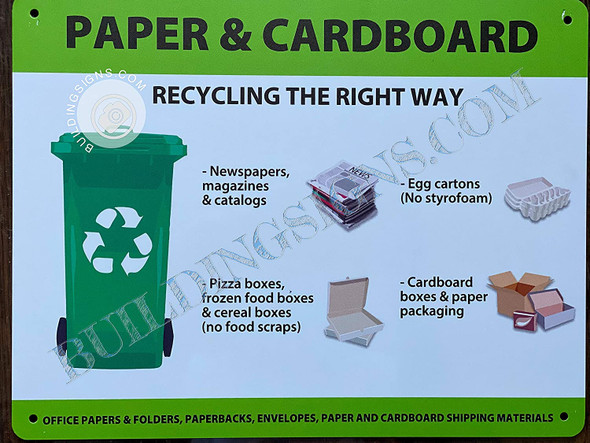 Paper and Cardboard  Singange