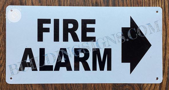FIRE Alarm  Arrow Singange