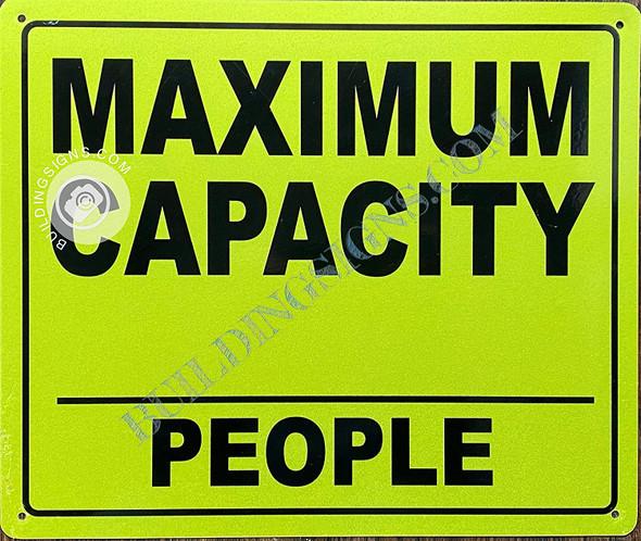 Maximum Capacity_ People  Singange