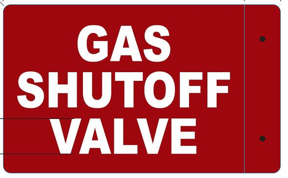 Gas Shut Off Valve Projection - Gas Shut Off Valve 3D  Singange