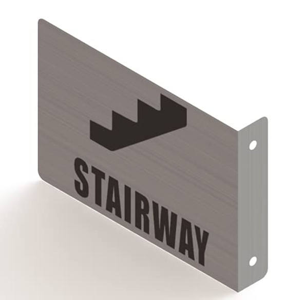 Stairway Projection Sign- Stairway 3D Sign
