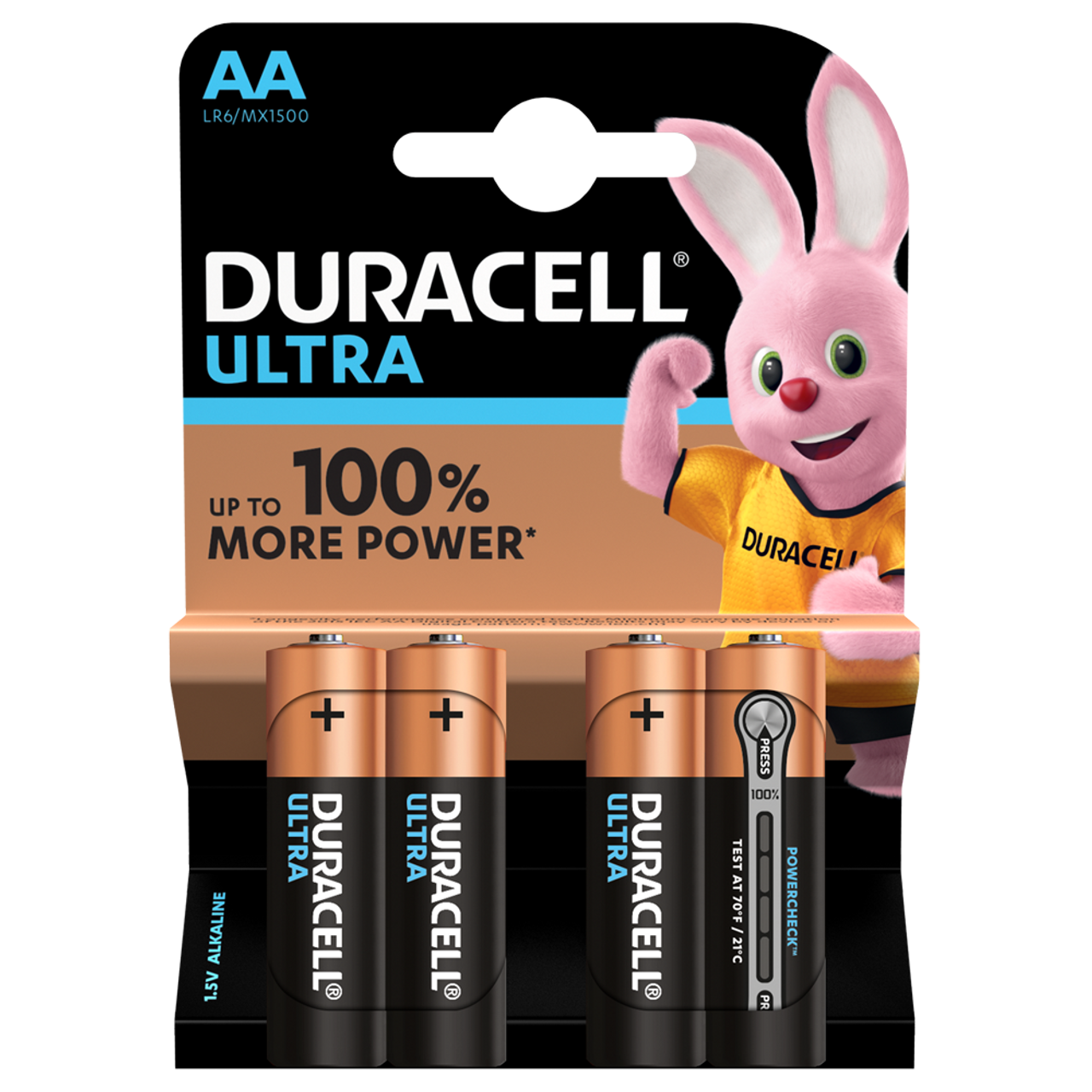 150 Pack NEW Duracell AA Industrial MN1500 Batteries for Cameras Toys /& more