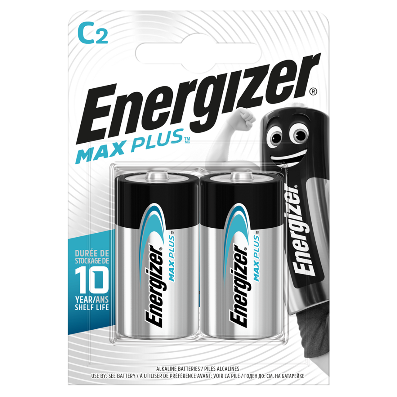 Energizer Maxplus C Lr14 Batteries 2 Pack Batterystation Co Uk