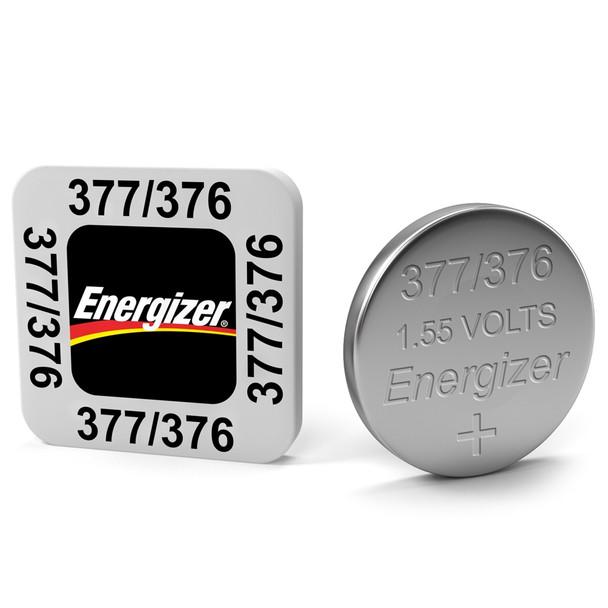 Energizer 377/376 SR626SW SR66 Watch Battery | 1 Pack