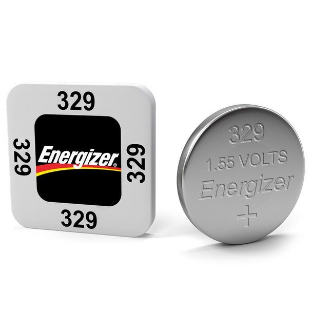 Energizer 329 SR731SW Watch Battery | 1 Pack
