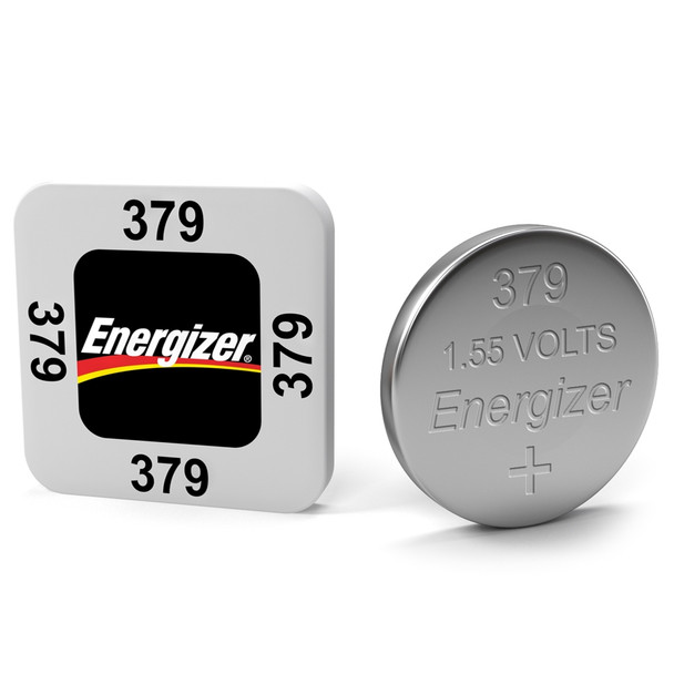 Energizer 379 SR521SW Watch Battery | 1 Pack