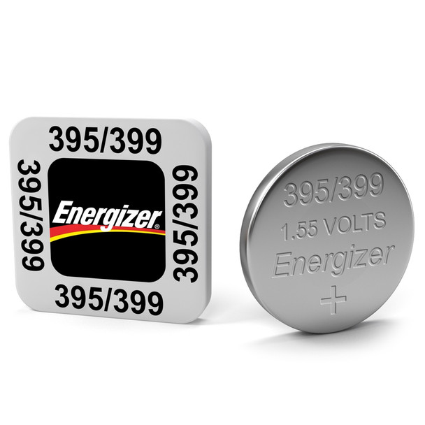 Energizer 395 / 399 SR927SW Watch Battery | 1 Pack