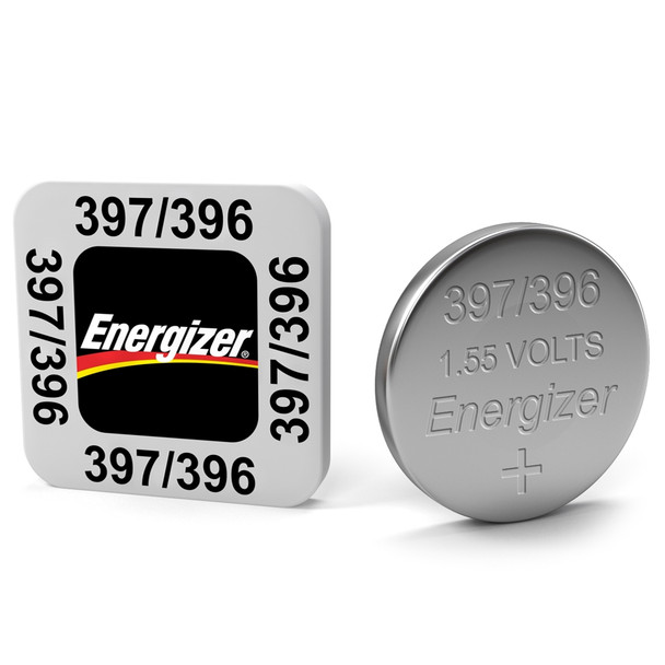 Energizer 397 / 396 AG2 SR726SW Watch Battery | 1 Pack