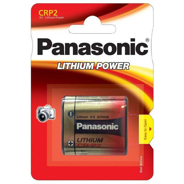 Panasonic CRP2 233 Photo Battery   1 Pack