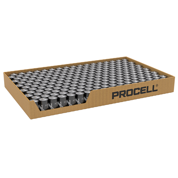 Duracell Procell C LR14 PC1400 Batteries   Tray of 204