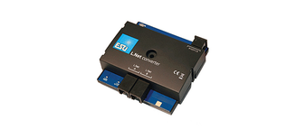 ESU 50097 L.Net Converter to connect handheld throttles and feedback modules to ECoS or CS1 »Reloaded«