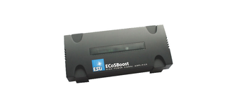 ESU 50012 ECoSBoost ext. booster, 7A, MM/DCC/SX/M4, set with power supply 120-240V, EURO