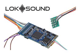 ESU 58410 LokSound 5 - 8-pin NEM652