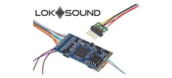 ESU 58416 LokSound 5 - 6-pin NEM651