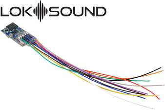ESU 58813 LokSound 5 micro single wires