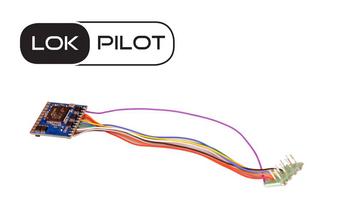 ESU 59620 LokPilot 5 DCC, 8-pin NEM652