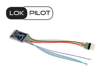 ESU 59626 LokPilot 5 DCC, 6-pin NEM651