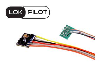 ESU 59810 LokPilot 5 micro DCC/MM/SX 8 PIN NEM 652