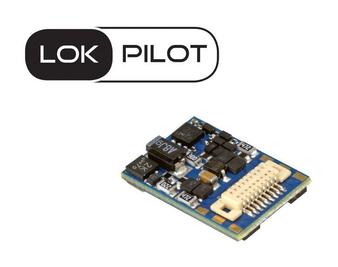 ESU 59818 LokPilot 5 micro DCC/MM/SX/M4 NEXT 18 NEM 662