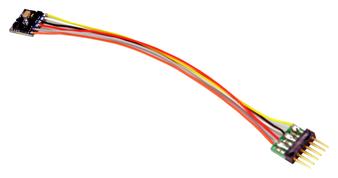 ESU 59826 LokPilot 5 micro DCC, 6-pin NEM651