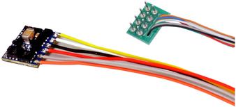 ESU 59120 Loc Pilot 5 FX micro DCC, 8-pin NEM652