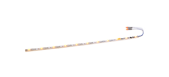 """ESU 50702LED lighting strip with taillight, 255mm, 11 LEDs, """"yellow"""""""