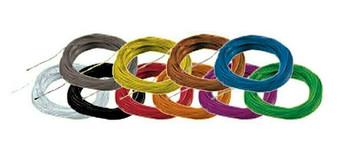 ESU 51945 Super thin cable 10m , green colour