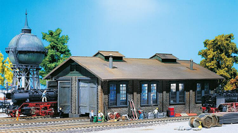 FALLER 120165 Two-stall engine shed (HO)