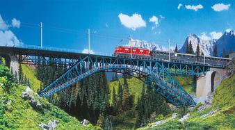 FALLER 120535 Bietschtal bridge, two-track (HO)