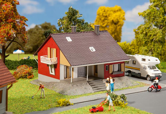 FALLER 131355 Dwelling house with terrace (HO)
