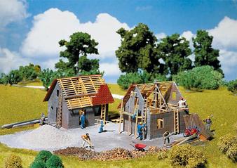 FALLER 130246 House under construction (HO)